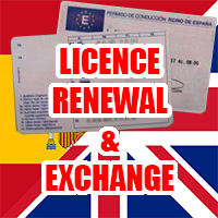 Renewl your driving licence