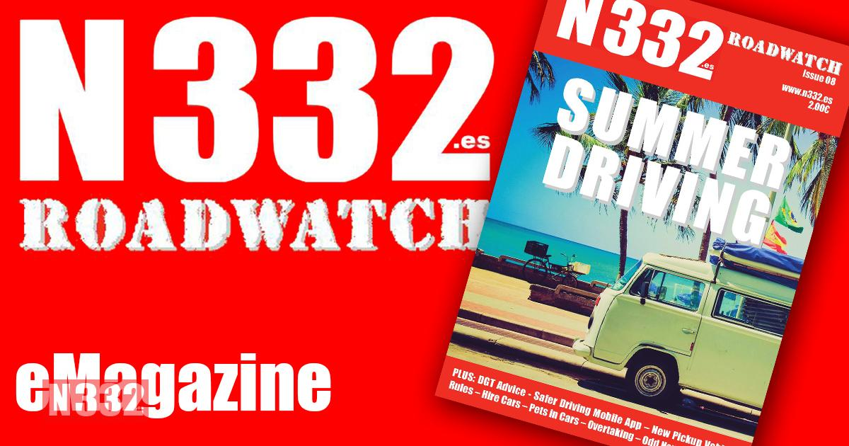 Permalink to:N332 RoadWatch eMagazine